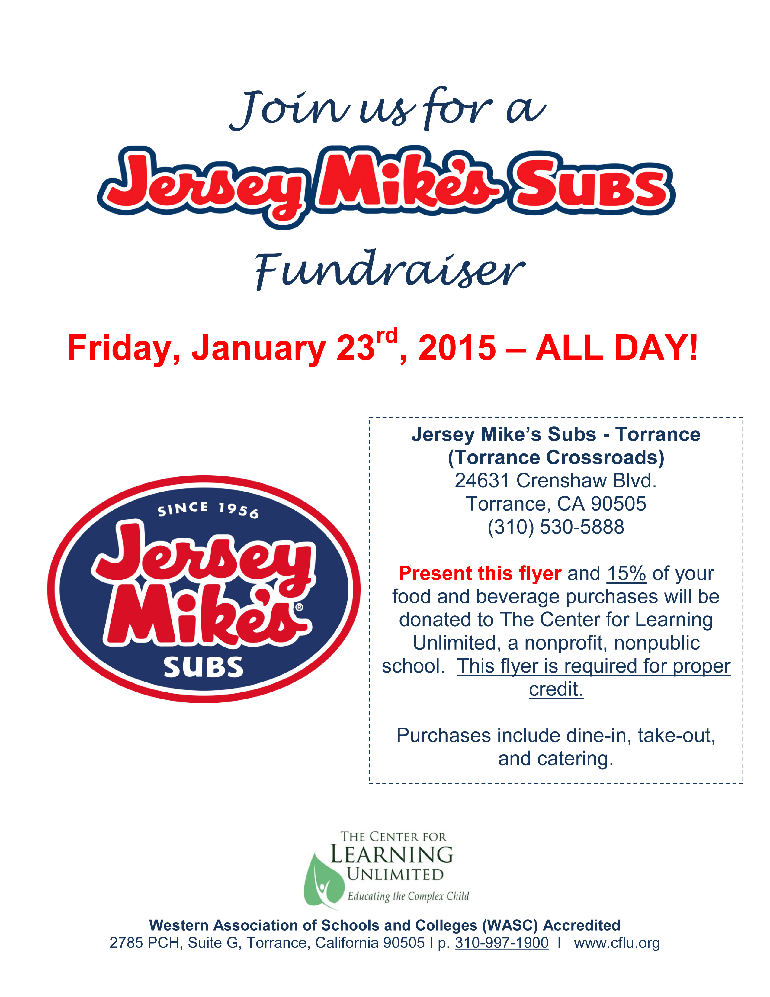 jersey mike s subs 2015 fundraiser flyer copy